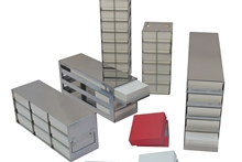 Storage systems for ULT freezers