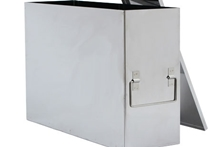 Freezer tray / bin for upright freezers